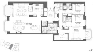 Lakeview Home Plans by Lincoln Park 2520 Floor Plans Downtown Chicago Real Estate