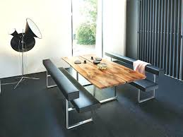 Dining Table With Bench With Back Dining Table Benches With Backs U2013 Zagons Co