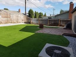 artificial turf and concrete installation carson greenpro direct