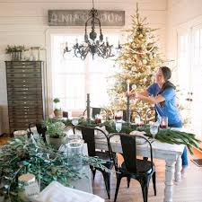 christmas decorating ideas from joanna gaines popsugar home