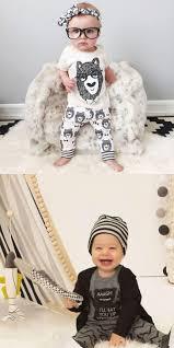 thanksgiving newborn infant baby boy letter romper