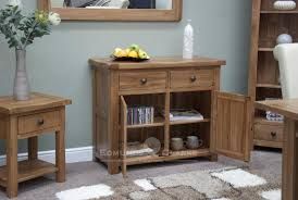 Oak Small Sideboard Oak Small Sideboard Solid Wood U0026 Painted Made To Measure