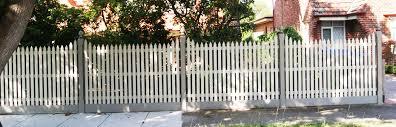 old world restoration and picket fences