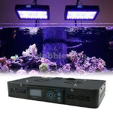 led reef aquarium lighting programmable timer led saltwater aquarium fish tank marine coral