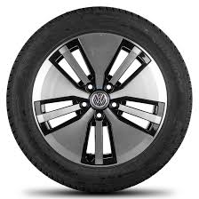 white volkswagen passat black rims original rims alloy wheels rims for vw passat b8 2014 20