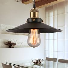 Retro Hanging Light Fixtures Vintage Pendant Lights Black Hanging Ls For Kitchen Retro Light