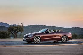 2018 mercedes benz e class cabriolet first drive photo gallery