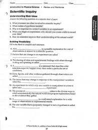 scientific method worksheets high worksheets