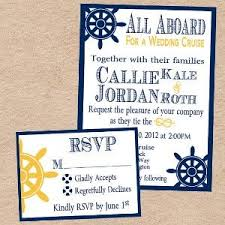 cruise wedding invitations 34 best cruise wedding invitation ideas images on