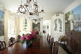 impressive corner curio in dining room traditional with cabinet