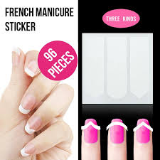 compare prices on french manicure sticker online shopping buy low