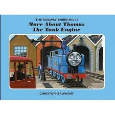 thomas tank engine christopher awdry