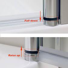 Shower Door Hinges Shower Shower Door Hinges Glasswesome Half Handles Sliding Types