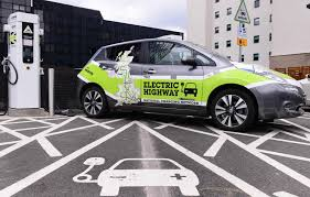 electric cars charging nissan u0026 ecotricity call upon uk government for official road