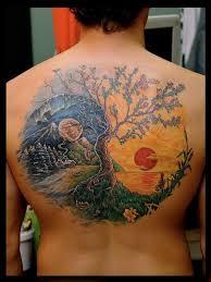 japanese tree tattoos egodesigns tats tree
