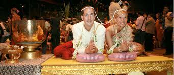 mariage en thailande mariez vous en thaïlande l office du tourisme vous invite