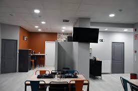 leisure and entertainment room bide ona hostel