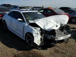 damaged audi for sale damaged salvaged audi s5 car for sale