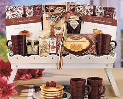 Breakfast Gift Baskets Breakfast In Bed Gift Idea For Mother U0027s Day Bfeedme