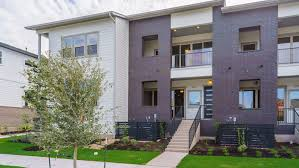 mueller row houses new townhomes in austin tx 78723