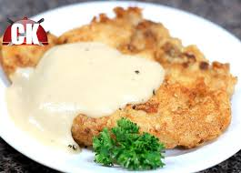 how to make fried pork chops and creamy gravy youtube
