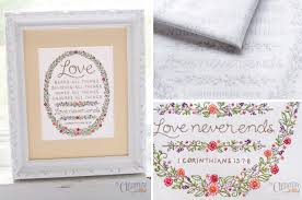 Free Kitchen Embroidery Designs 9 Embroidery Patterns To Celebrate A Wedding