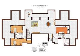 bedroom 4 bedroom double garage house plan 4 bedroom house plans