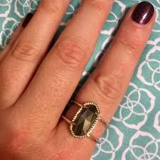 kendra wedding ring 27 kendra jewelry kendra elyse ring in pyrite