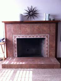 fireplace cover up rental fireplace coverup ideas apartment therapy