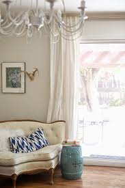 How High To Hang Curtains Domestic Fashionista Hanging Curtains High And Wide