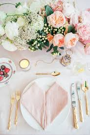 Pink And Gold Table Setting by 353 Best Tafeldekking Table Setting Images On Pinterest