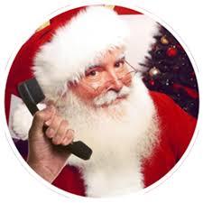 santa claus call and sms from santa claus christmas jokes and