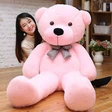 big teddy for s day 47 pink teddy plush stuffed