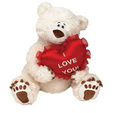 valentines bears s worle florists free local delivery in the