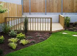 Garden Decking Ideas Photos Garden Decking Ideas Can Also Be Installed In A Small Garden Area