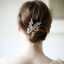 bridal hair bun wedding hair ideas fresh twists on the classic bridal bun brides