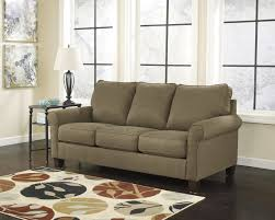 zeth queen sofa sleeper in basil 2710339