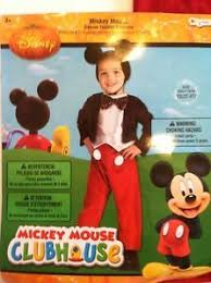 mickey mouse costume toddler disney mickey mouse costume one toddler baby boy 18