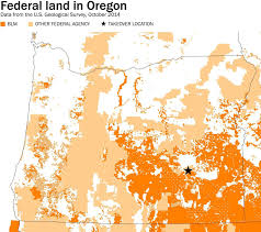 Eastern Oregon Map by The Oregon Occupiers U0027 Land Dispute Explained In 9 Maps The