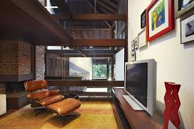 modern family house interior design