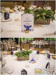 Plum Wedding Margaret And Matt Plum And Navy Disney Themed Wedding