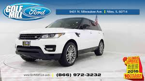 land rover range rover evoque 2014 used land rover for sale in niles il golf mill ford