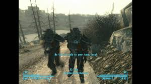 Fallout 3 Locations Map by Fallout 3 Easiest Way To Get To Rivet City Youtube