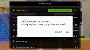 advanced samsung note 3 u0026 dji pilot app crashing dji phantom