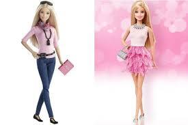 barbie finally wear flat shoes 56