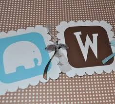 baby shower banner ideas boy baby shower cake topper elephant theme personalized with