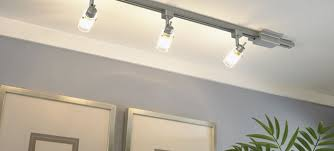 Track Lighting Bedroom Track Lighting Provides Both Form And Function Low Profile Track