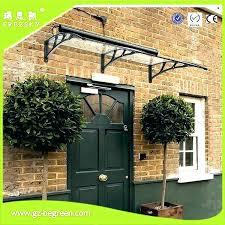 Patio Door Awnings Ideas Patio Door Awning And 1 Window Door Awning Canopy Patio