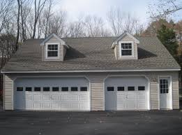 8 car garage stick built garages