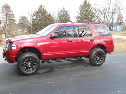 2004 ford explorer rims finally got wheels and tires ford explorer and ford ranger